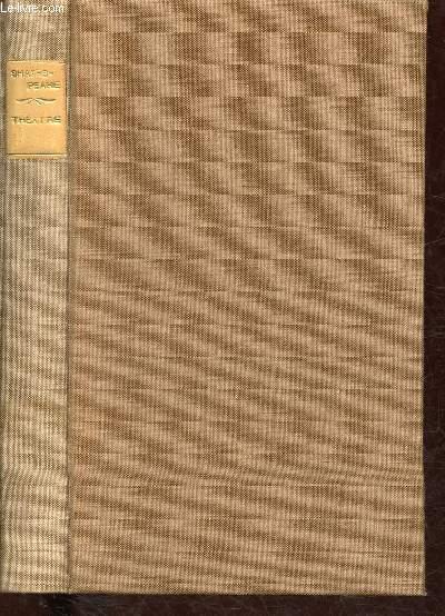 THEATRE : TITUS ANDRONICUS / JULES CESAR / ANTOINE ET CLEOPATRE / CORIOLAN