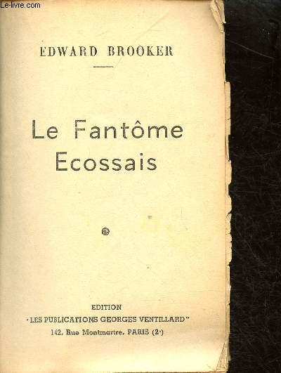 LE FANTOME ECOSSAIS