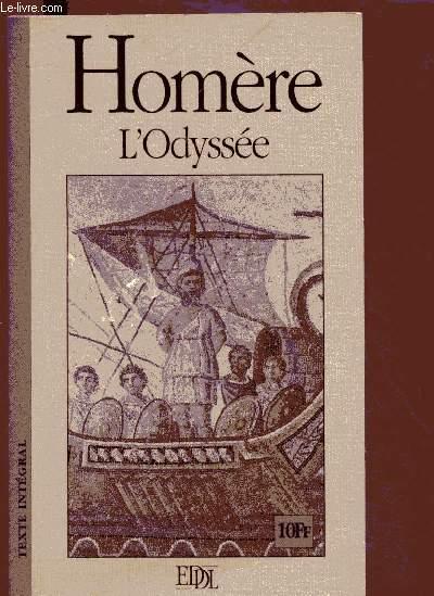 L'ODYSSEE - TEXTE INTEGRAL