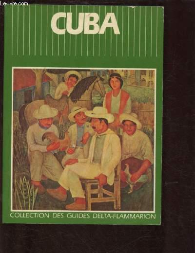 CUBA - COLLECTION DES GUIDES DELTA