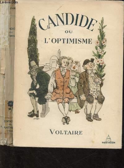 CANDIDE OU L'OPTIMISME / MICROMEGAS / JEANNOT ET COLIN - COLLECTION