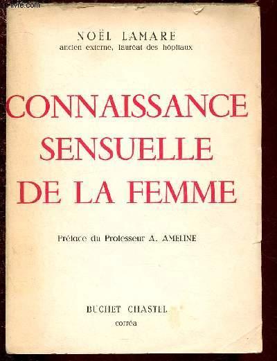 CONNAISSANCE SENSUEL DE LA FEMME