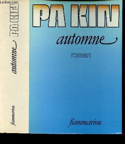 AUTOMNE (ROMAN) / COLLECTION