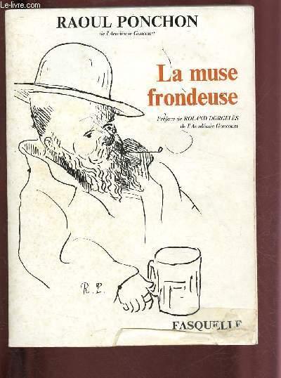 LA MUSE FRONDEUSE