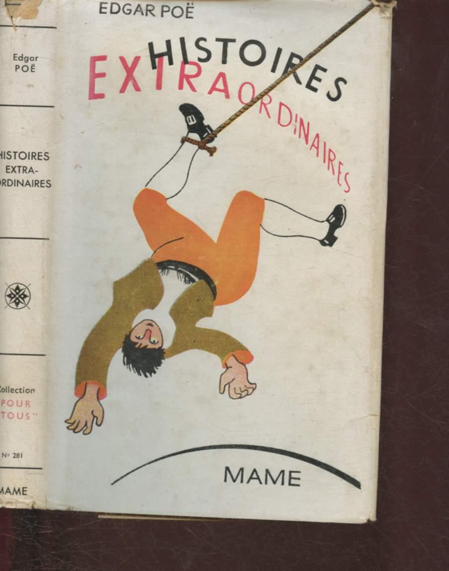 HISTOIRES EXTRAORDINAIRES / COLLECTION POUR TOUS