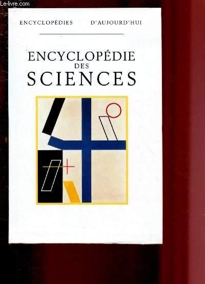 ENCYCLOPEDIES DES SCIENCES / COLLECTION
