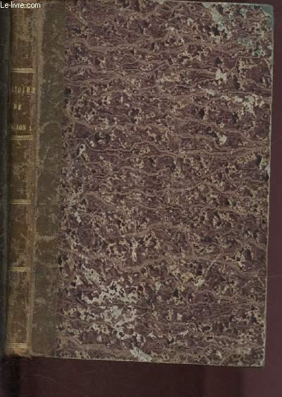 HISTOIRE POPULAIRE DE NAPOLEON IER suivie des ANECDOTES IMPERIALES