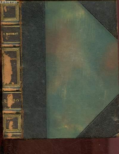 DINGO / EDITION ORIGINALE - TIRAGE DE TETE - EXEMPLAIRE N°523/110