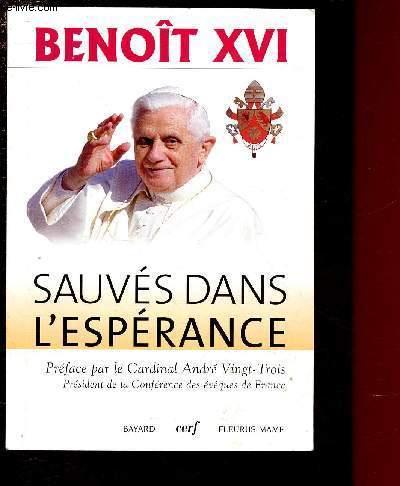 SAUVES DANS L'ESPERANCE -SPE SALVI