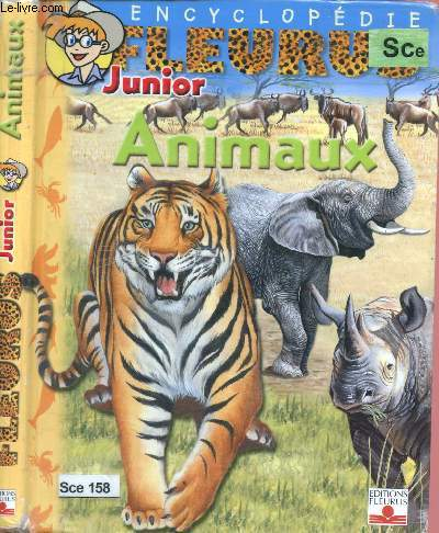 Encyclopédie Fleurus Junior - Animaux