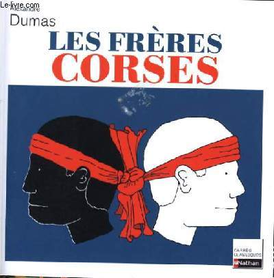 LES FRERES CORSES 1844