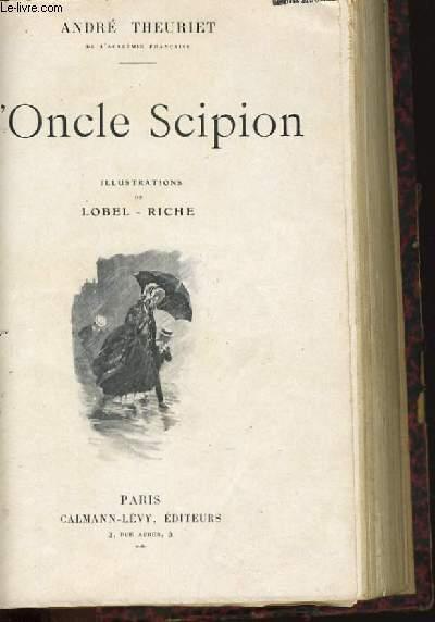L'ONCLE SCIPION - PECHE MORTEL - MON ONCLE FLO
