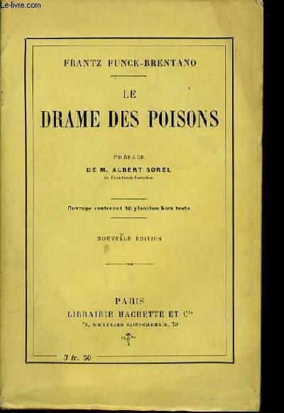 LE DRAME DES POISONS
