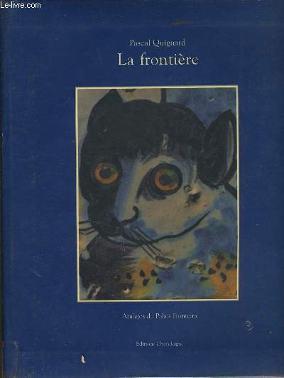 LA FRONTIERE Azulejos du Palais FRONTEIRA