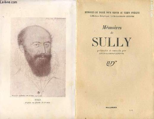 MEMOIRES DE SULLY