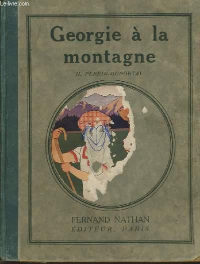 GEORGIE A LA MONTAGNE album pour les parents et pour les enfants