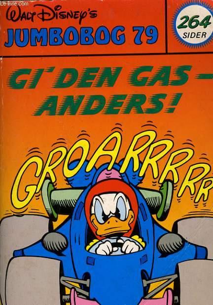 JUMBO BOBER 79 - gi'den gas anders !