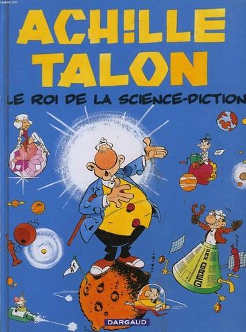D'ACHILLE TALON Le roi de la science diction