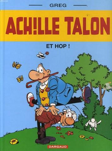 D'ACHILLE TALON Et hop !
