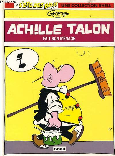 ACHILLE TALON FAIT SON MENAGE