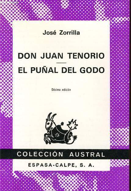 DON JUAN - EL PUNAL DEL GODO