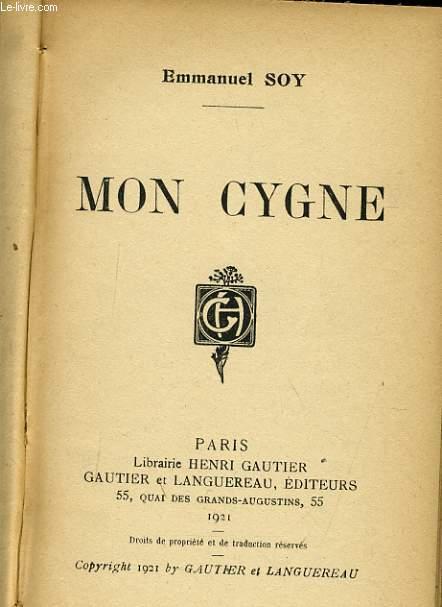 MON CYGNE