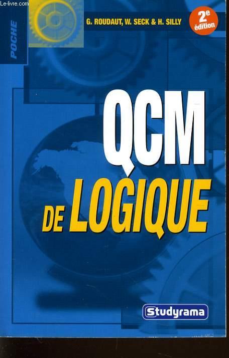 QCM DE LOGIQUE