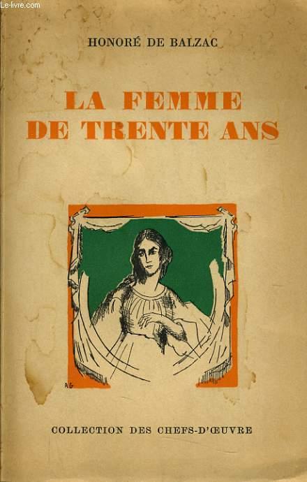 LA FEMME DE TRENTE ANS