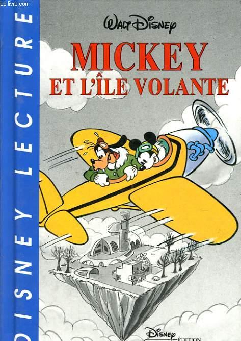 MICKEY ET L'ILE VOLANTE