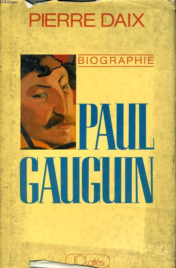 PAUL GAUGUIN biographie