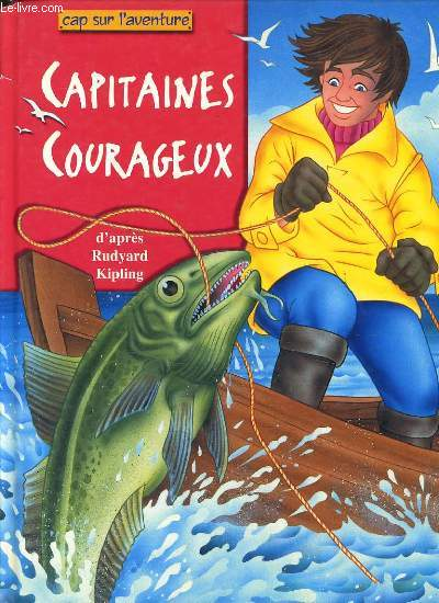 CAPITAINE COURAGEUX