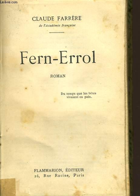 FERN- ERROL