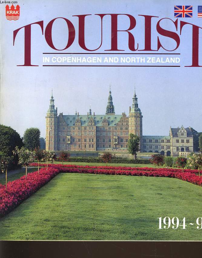 TOURIST IN COPENHAGEN AND NORTH ZELAND