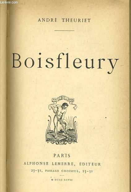 BOISFLEURY