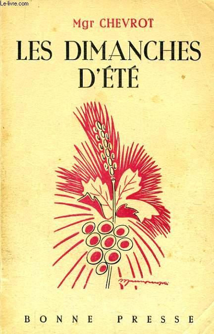 LES DIMANCHES D'ETE