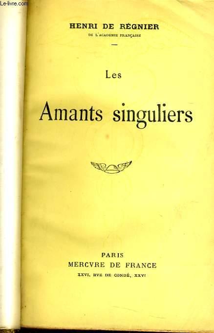 LES AIMANTS SINGULIERS