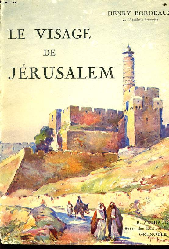 LE VISAGE DE JERUSALEM