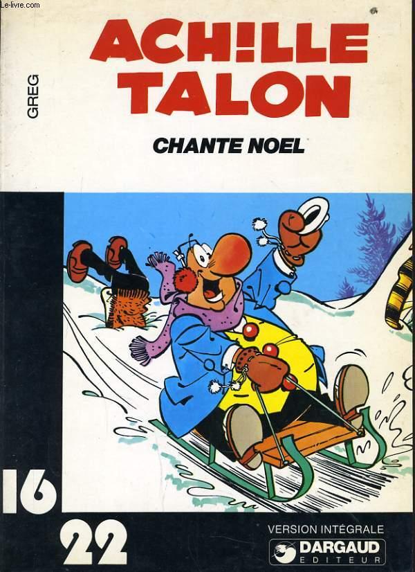 ACHILLE TALON CHANTE NOEL