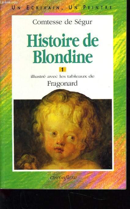 HISTOIRE DE BLONDINE n°1