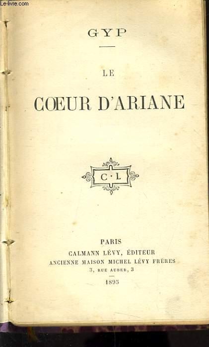 LE COEUR D'ARIANE