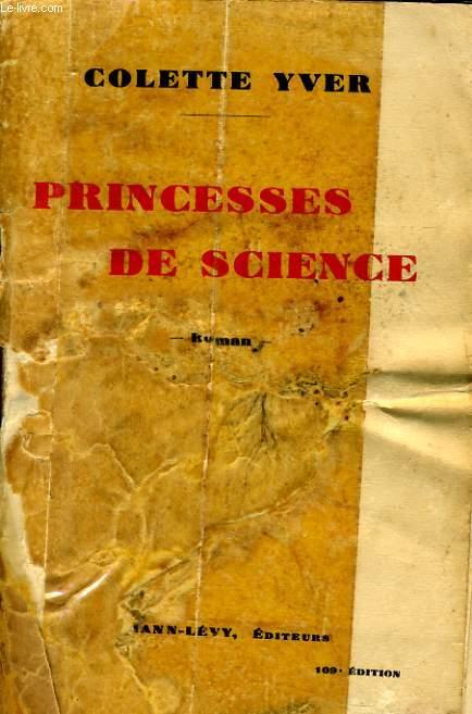 PRINCESSES DE SCIENCE