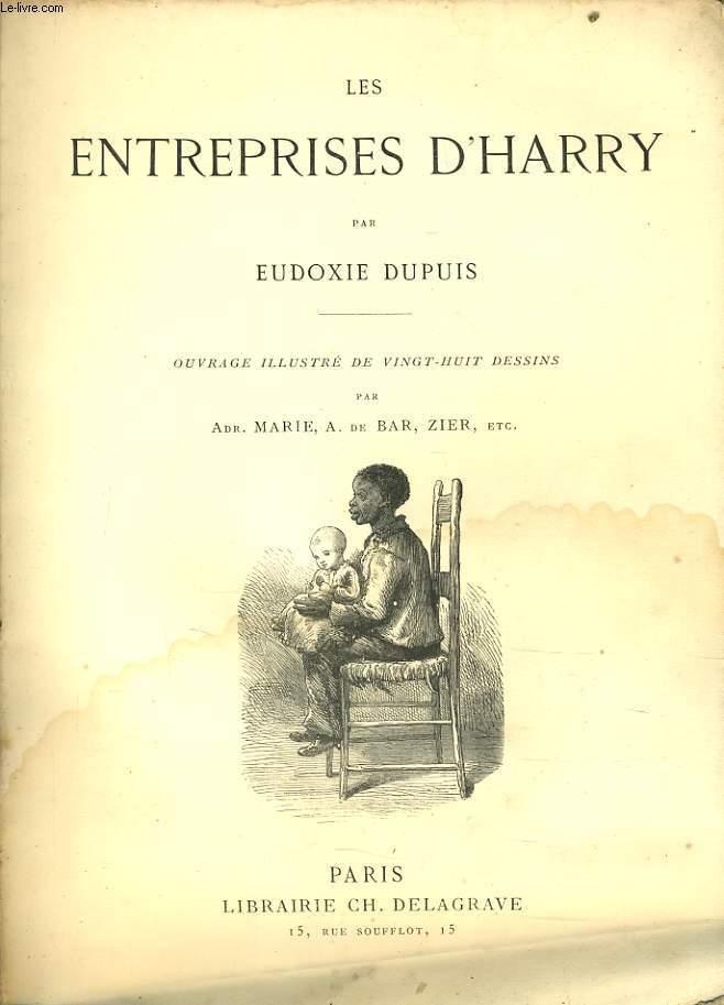 LES ENTREPRISES D'HARRY