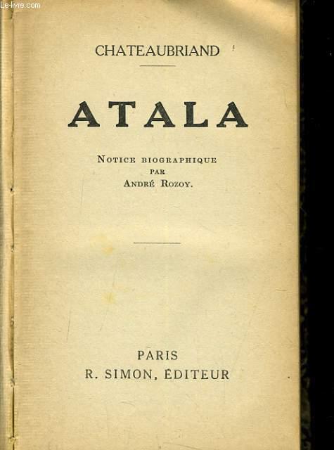 ATALA notice biographique par André Rozoy