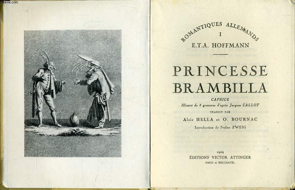 PRINCESSE BRAMBILLA caprice