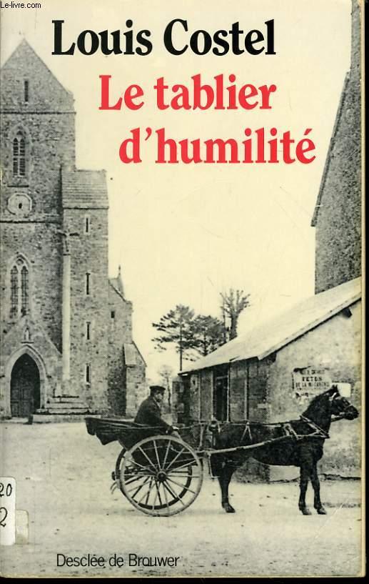 LE TABLIER D'HUMILITE