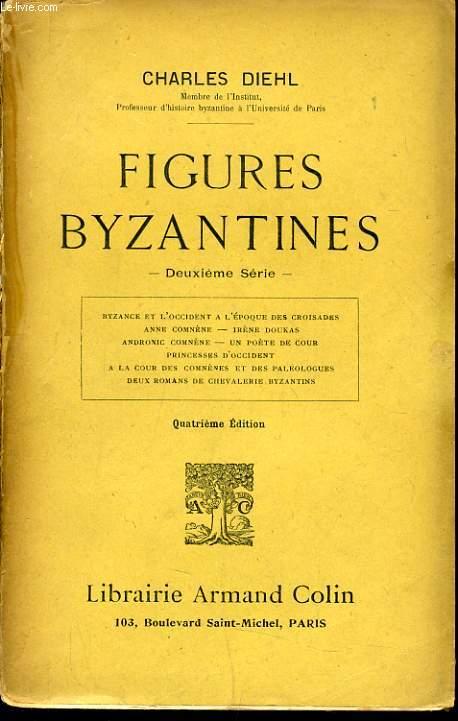 FIGURES BYZANTINES