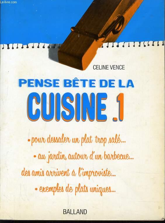 PENSE BETE DE LA CUISINE n°1 - pour dessaler un plat trop salé, au jardin, autour d'un barbecue, des amies arrivent à l'improviste, exemples de plats uniques