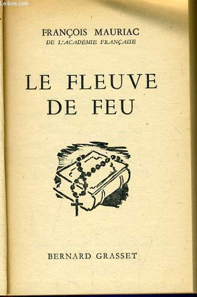 LE FLEUVE DE FEU