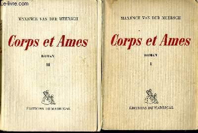CORPS ET AMES en 2 tomes
