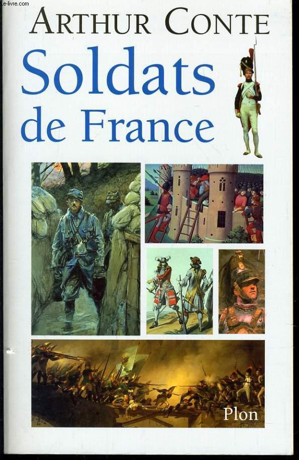 SOLDAT DE FRANCE de l'an 1000 à l'an 2000